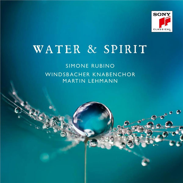 Cover CD Water and spirit
