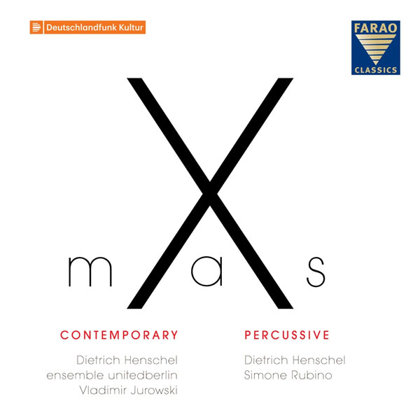 CD Cover X-MAS Contemporary: 24 Contemporary Christmas Songs